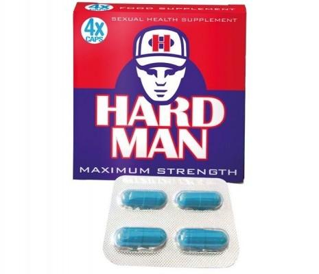 Hard Man sex performance enhancers